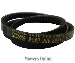 Genuine Stihl TS400 Disc Cutter Narrow V Belt 9490 000 7851 V-Belt
