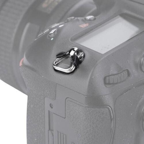 Fuji 4 Sony Stark Kamera Gurt Dreieck Split Ring Adapter für Panasonic