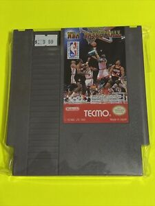 100-WORKING-NINTENDO-NES-Classic-Game-Cartridge-TECMO-NBA-Basketball