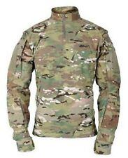 US ARMY MILITARY OCP Multicam ISAF Tactical Combat TAC U Shirt Large Long