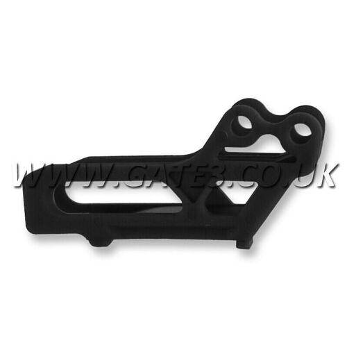 Yamaha YZ125 2008-2020 Black Polisport Rear Chain Guide Slider Block
