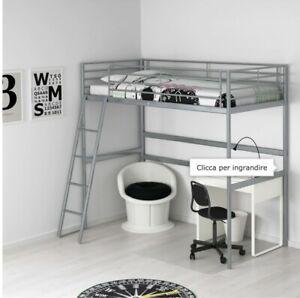 Letti A Castello In Ferro Ikea.Letto A Castello Ikea Scrivania Possibilita Di Acquistare