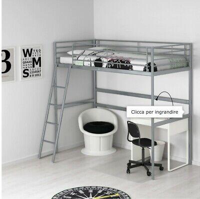 Letto A Castello Ikea Bianco.Letto A Castello Ikea Scrivania Possibilita Di Acquistare