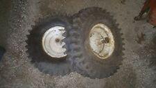 Toro 241-127 RIM WHEEL  231-123 TIRE powershift 16 x 5 - 7 38580 828 1132 Pair