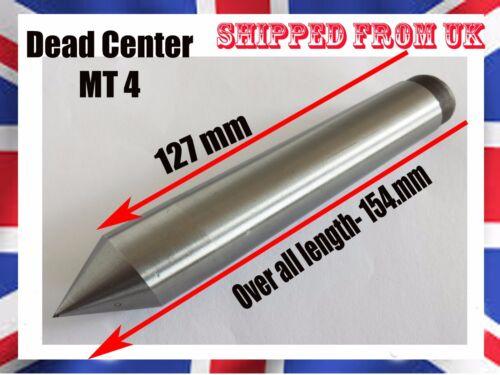 US MT1 MT2 MT3 MT4 MT5 MT6 Morse Taper Dead Center Engineers Lathe tool