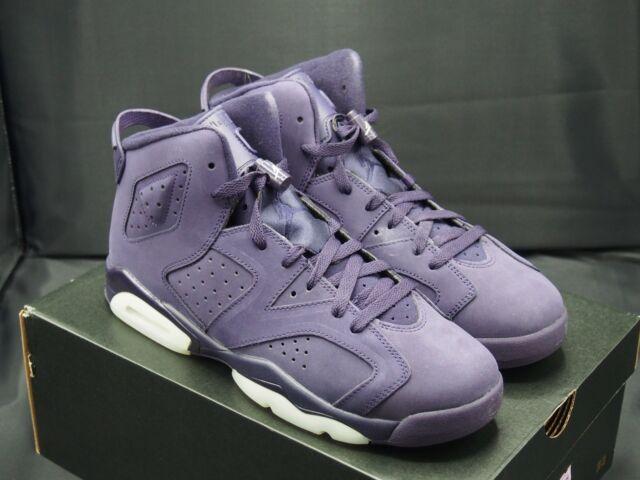 c5ecf77b902 ... australia nike air jordan vi 6 retro purple dynasty size 9.5y ccf94  d5a4e