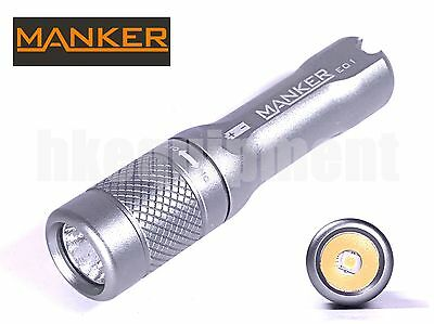 MANKER E01 Nichia 90CRI 219C AAA 102lm LED Flashlight