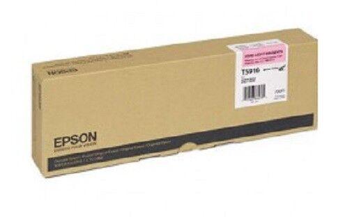 Originale Inchiostro Epson Stylus pro 11880/T5916 Luce Magenta 700ml Cartuccia