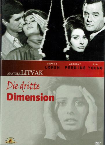 1 von 1 - Die dritte Dimension -  Anthony Perkins, Sophia Loren, Gig Young - DVD