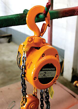 Harrington Cf020 20 2 Ton With 20 Lift Chain Hoist