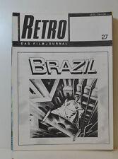 RETRO DAS FILMJOURNAL  TANZ AUF DEM VULKAN III. REICH 1984 (KH89)