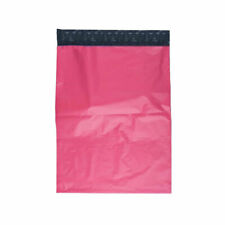Pink Poly Mailers Shipping Envelopes Self Seal Plastic Mailing Bags 10x13 25pk