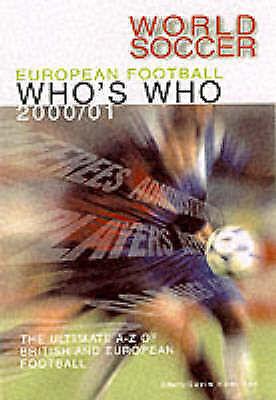 European Football Who's Who 2000/01, Hamilton, Gavin, Very Good Book