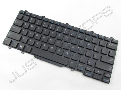 New Dell Latitude E7470 E5470 7350 3340 US English Backlit Keyboard Win 8 1PM8M