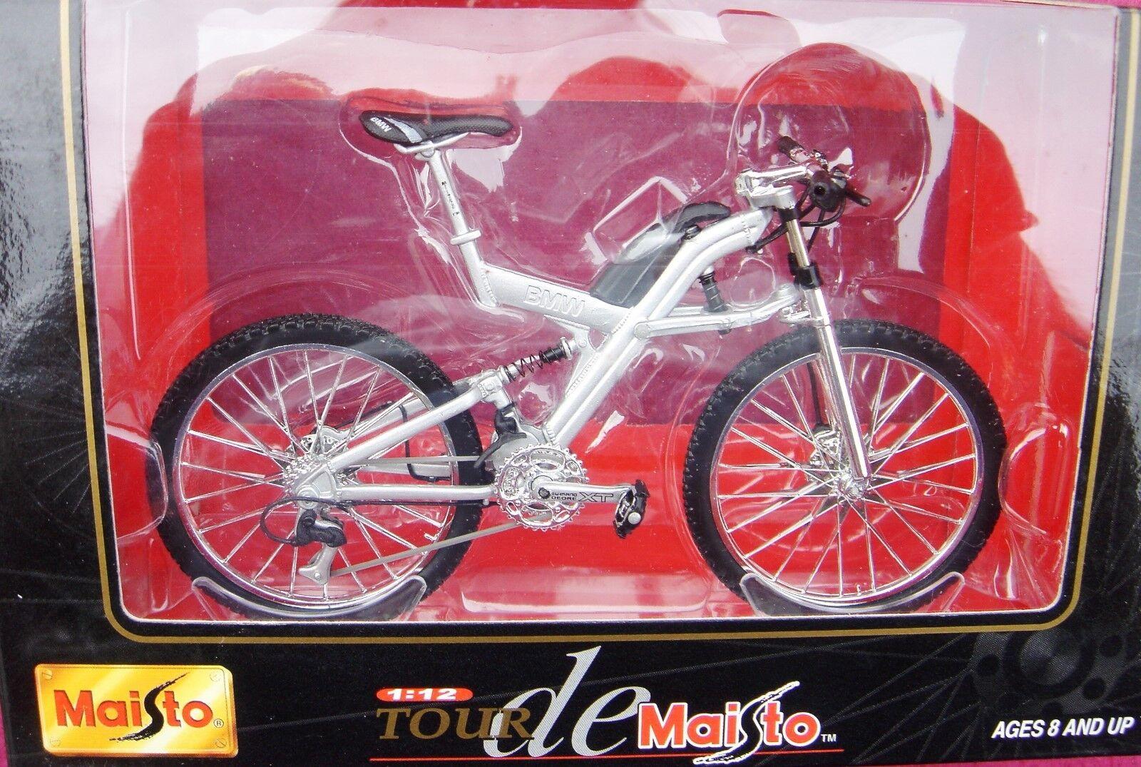 MAISTO   BMW   BMX   TOUR DE MAISTO 1 12  - NEU