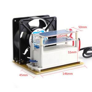 ozone generator  110V/220V 10g/h DIY Ozone Generator Ceramic Plate Air Purifier ...