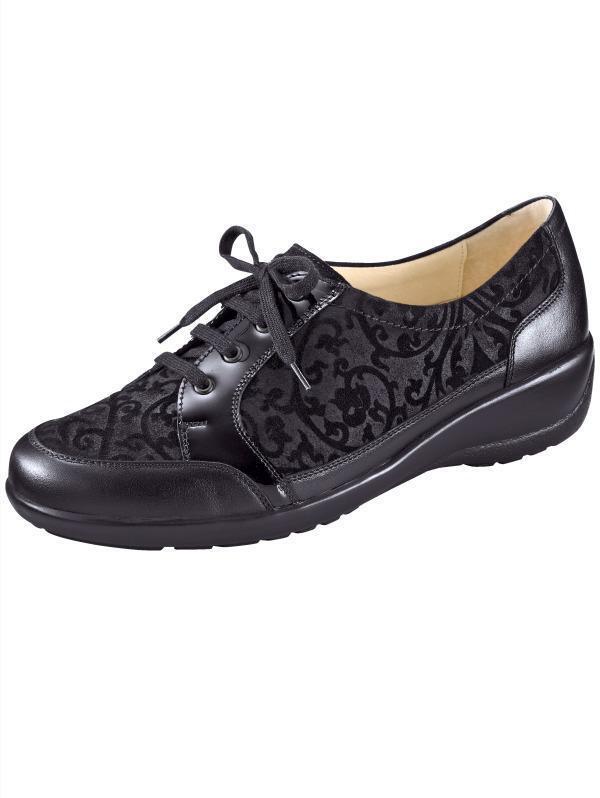 Scarpe scarpe da donna by in pelle normalissime Softline by donna Goldkrone tg. 7,5 (41) W K 8b7b5f
