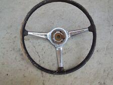 Porsche 356 B/C Original Steering Wheel / No horn button