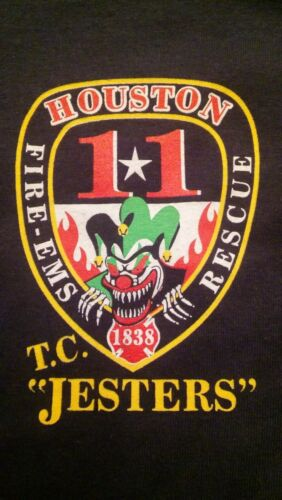 Houston Fire Department HFD Station 11 T.C Jesters