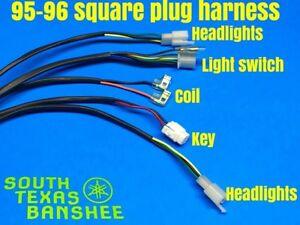 Yamaha Wiring Harness on