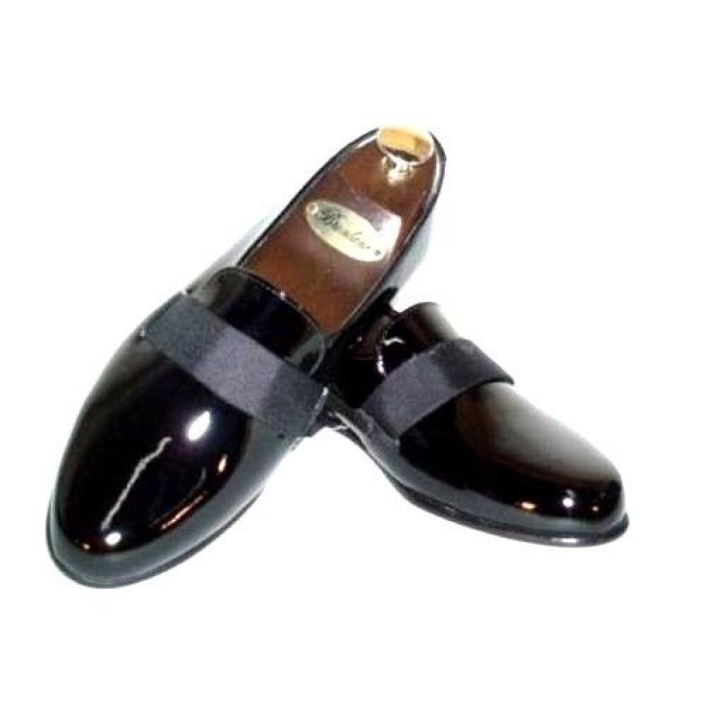 New Transit Patent Leather Slip-on Tuxedo schuhe schuhe schuhe b9df04
