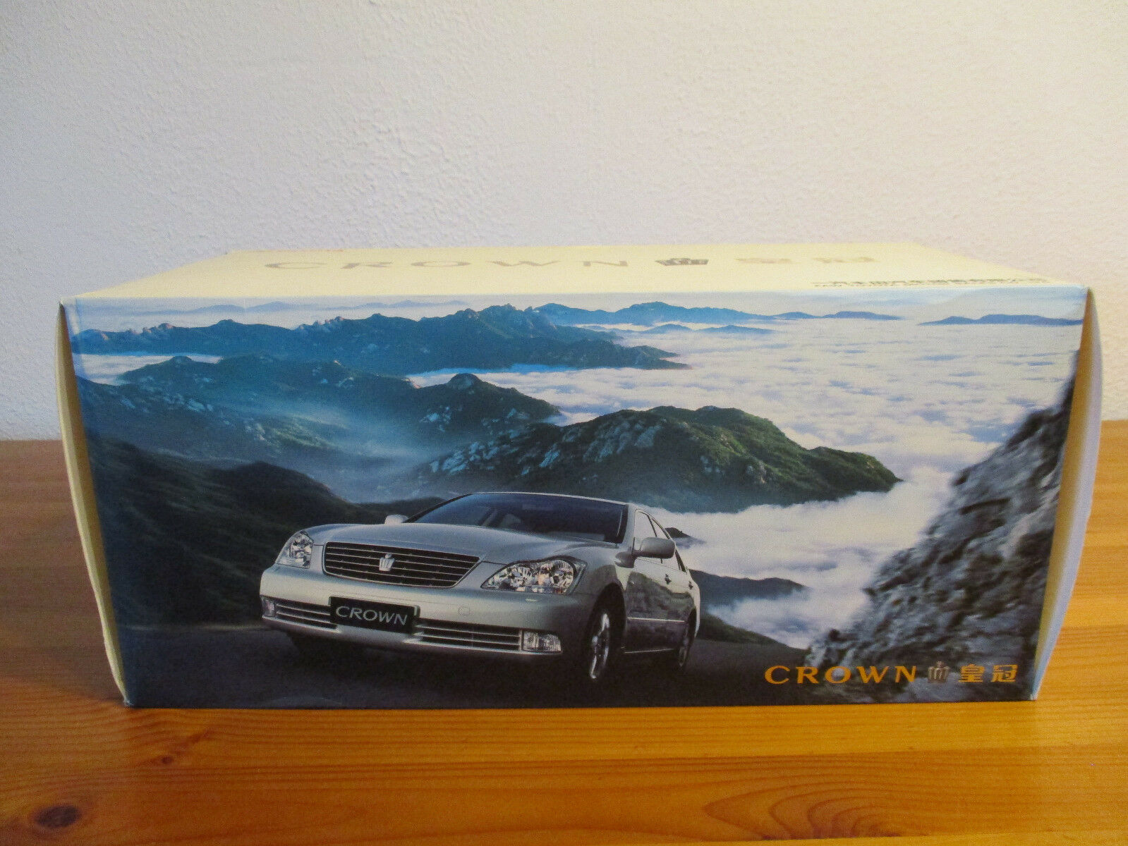 ( Gor ) 1 18 Faw Toyota Corona Nuovo Confezione Originale