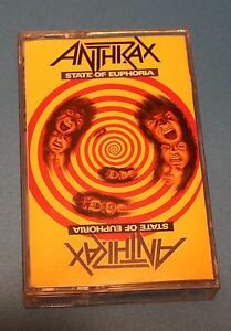 State-of-Euphoria-by-Anthrax-Cassette-Jun-1988-Island-Records