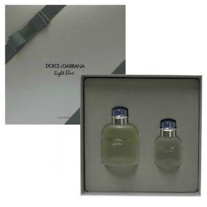 d3033b378089d6 DOLCE   GABBANA LIGHT BLUE POUR HOMME EAU DE TOILETTE 4.2 OZ 2 PC ...
