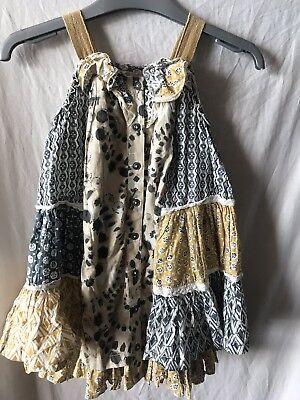 Dresses 2-3 Year Next Dress Pattern Floral Layers Summer Cute Beautiful...
