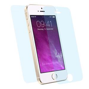 2x-Matt-Schutzfolie-iPhone-5-5S-SE-Anti-Reflex-Entspiegelt-Display-Protector-F-B