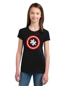 Children/'s Captain Autism Toddler Hoodie Support The Cause Autism Awareness