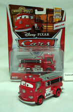 Disney Pixar CARS Movie  Deluxe RED the FIRETRUCK  New in Package