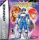 Phantasy Star Collection (Nintendo Game Boy Advance, 2002)