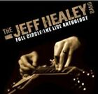 Jeff Healy Band Full Circle The Live Anthology 2011 3cd DVD Rock