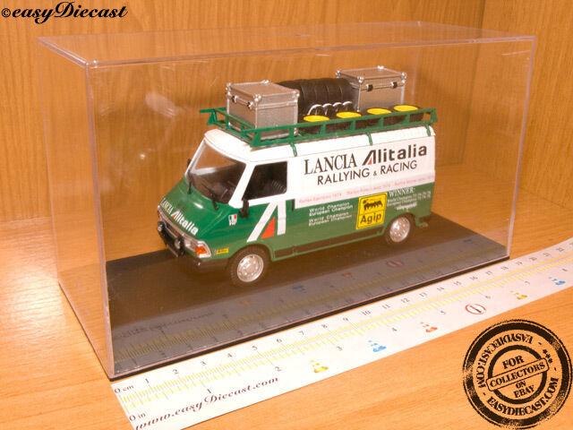 Fiat - iveco 242 lancia - team sich & racing alitalia 1 43 rallye - hilfe
