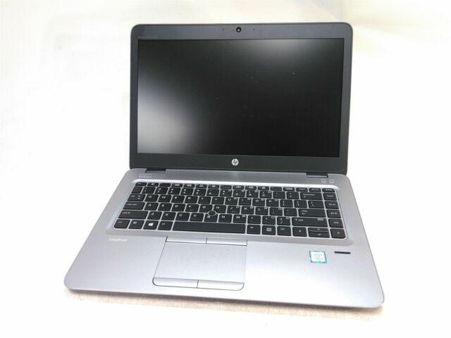 HP EliteBook 840 G3 Laptop Core i5-6200U 2.3GHz 4GB 0HD Boots No PSU