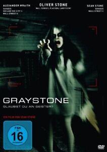 GRAYSTONE - STONE,SEAN   DVD NEUF