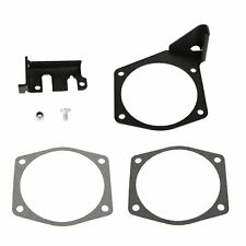 Ls1 Ls2 Ls3 Ls6 Black Throttle Body Cable Bracket 92mm 102mm Intake With Gaskets
