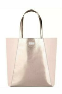 Details Coated Parfums Bag Jimmy Canvas Choo Promotion Large Fragrance About Pvc Nwt Tote Pink CexdBo