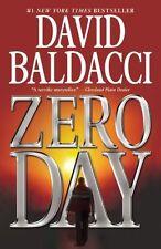 John Puller: Zero Day 1 by David Baldacci (2012, Paperback)