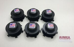 6-Stihl-25-2-SPOOL-BUMP-HEAD-cap-cover-FS44-FS55-FS80-FS83-FS85-weed-whacker