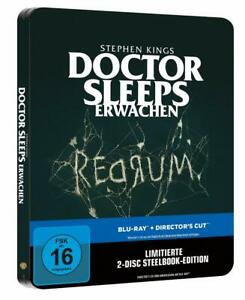 Doctor Sleeps risveglio-Director 's Cut [2 Blu-Ray nel Steelbook/Nuovo/Scatola Originale] S. King