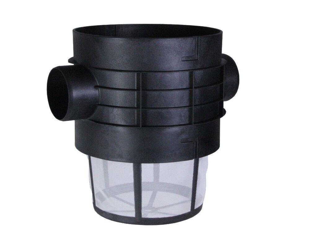Plurafit filtro con filtro cesta, Tank instalación