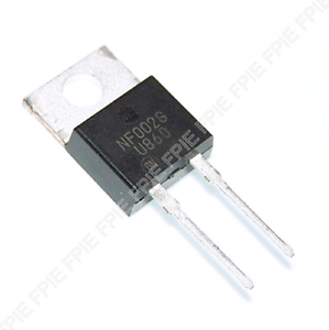 U860-600V-8A-Switch-Mode-Power-Rectifier-On-Semiconductor