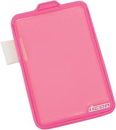 Pink Icon Replacement Badgeholder