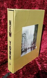 NEW YORK City, from Ric Burns, HB, 1stEdition, Sleeved, NYC Photography, Culture