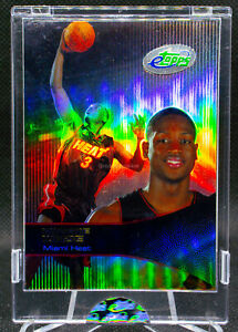 2003-04-Dwyane-Wade-eTopps-47-Refractor-Rookie-RC-Factory-Sealed-Miami-HEAT-D1