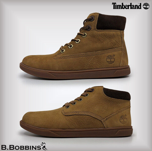 d58bb7fb73a Timberland® Chukka Groveton B Grade Boots Size UK 3 4 5 6 6.5 Boys Girls  Ladies
