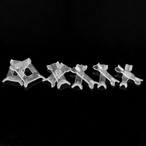10X Invisible Design Ring Size Reducer Resizer Adjuster Clip Guard Snuggies New