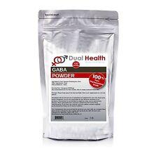 (1 lb) GABA Pure Gamma Aminobutyric Acid Powder Sleep Aid Mood Stress Reliever